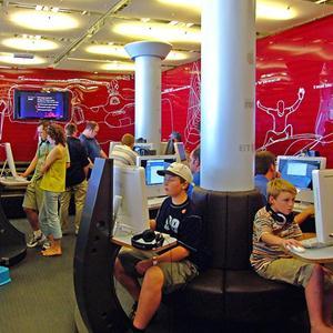 Интернет-кафе Казинки