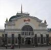 Железнодорожные вокзалы в Казинке
