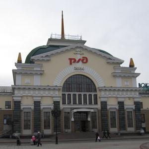 Железнодорожные вокзалы Казинки
