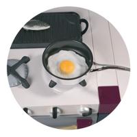 Кафе Колос - иконка «кухня» в Казинке